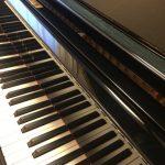今年度のピアノレッスン空き時間について