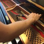 ピアノの調律しました