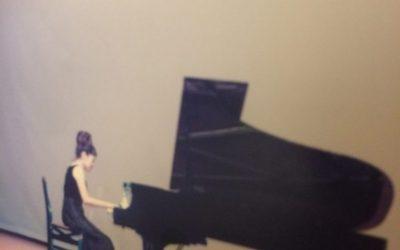 みんなが生まれる前からピアノの先生
