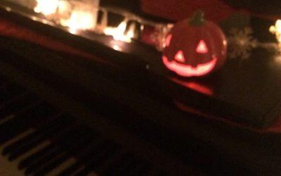 ちょっぴり怖いくらやみピアノコンサート