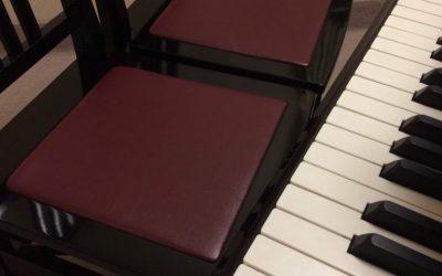 数々のドラマがあるピアノオーディション
