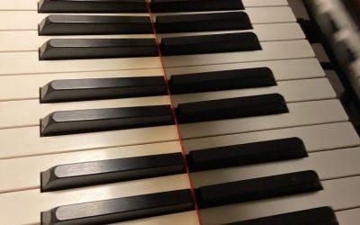 ママとふたりの時間にピアノレッスン