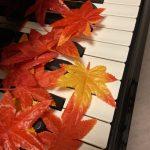 11月リトミックは秋を感じよう